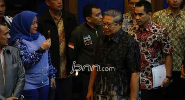 SBY Dinilai Main Drama Terkait Isu Penggeledahan Rumah Deddy Mizwar