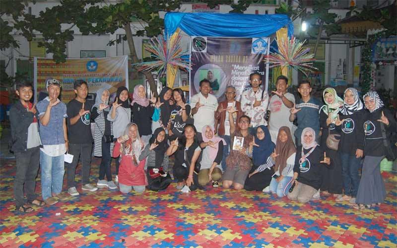 SDN 153 Pekanbaru Gelar Malam Sastra Bersama Komunitas Seni