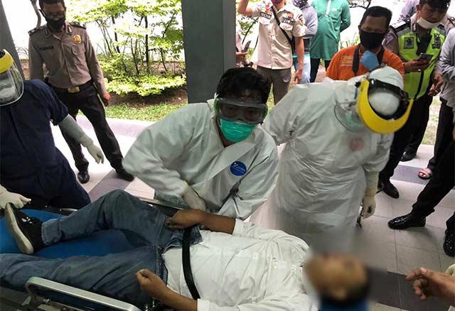 Petugas Satpol PP yang Temukan Pertama Kali PNS yang Meninggal di Toilet Masjid