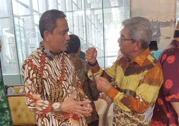 Hadiri Festival Banjar, Sekda Sebut Bisa Jadi Contoh bagi Riau