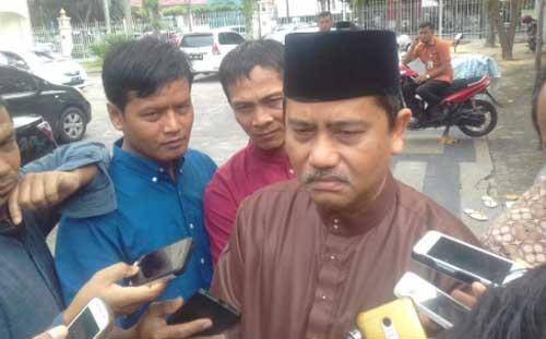 Sekdaprov Riau: Kalau Dari Awal Dikoordinasikan Bisa Saja Ditiadakan