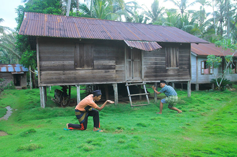 Berwisata Sejarah dan Budaya di Cipang Kanan