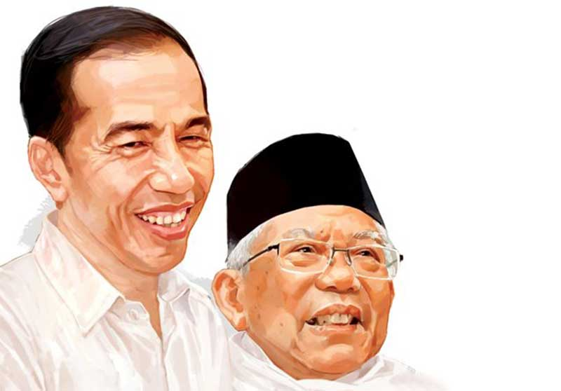 Jokowi Mendobrak Aturan Protokol Istana