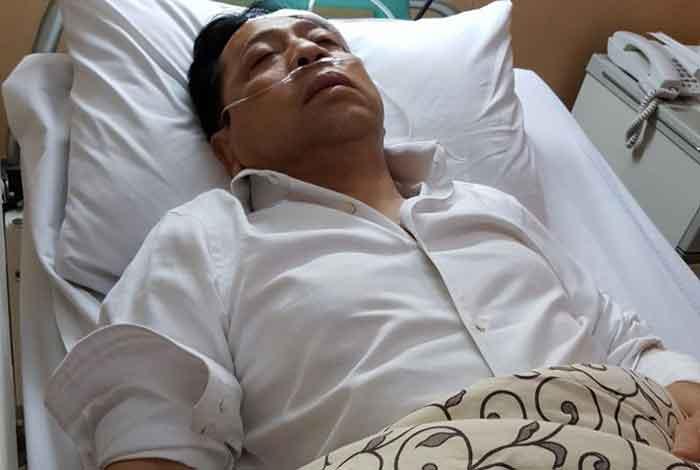Sebelum Kecelakaan, Istri Akui Setya Novanto Sempat Menelepon