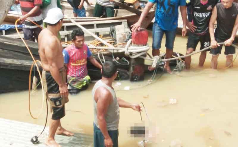 Siswa SMA yang Tenggelam di Sungai Siak Ditemukan Meninggal Dunia
