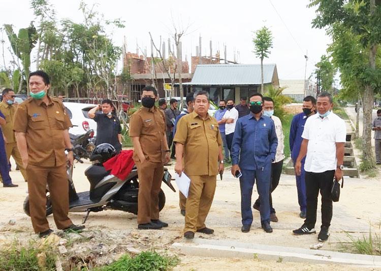 Disidak Komisi IV DPRD Pekanbaru, Green Forest Residence Diduga Abaikan Perda