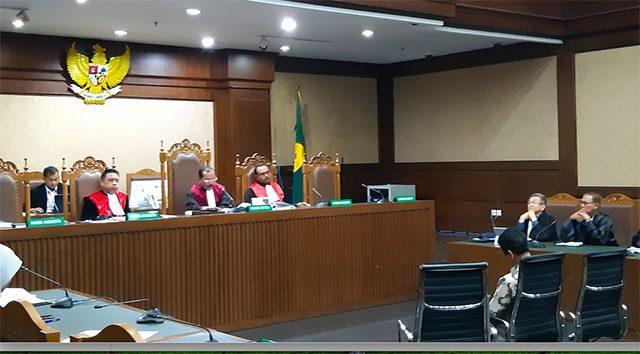 Hakim Tolak Eksepsi Eks Ketum PPP Romahurmuziy