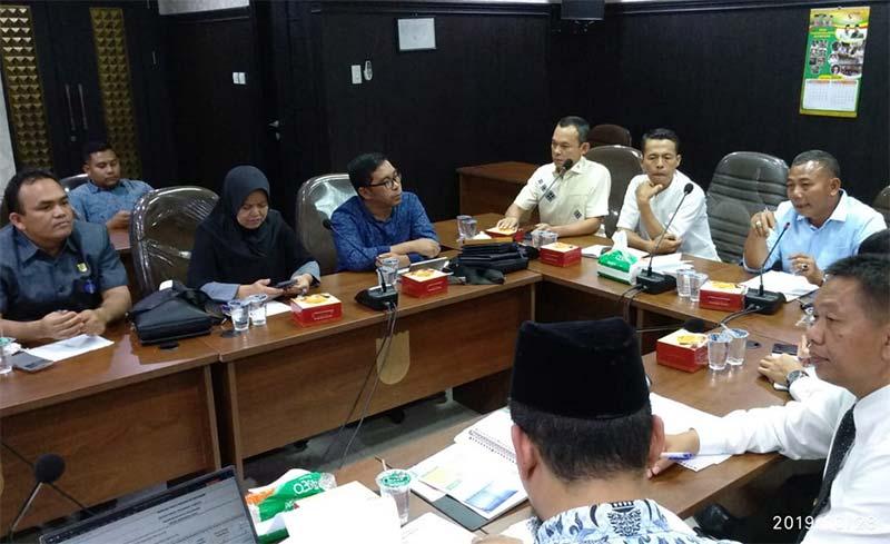 Komisi IV Panggil Hearing Dinas PUPR