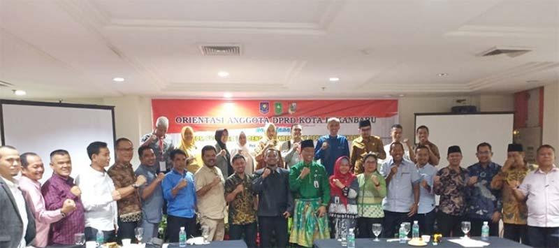 Legislatif dan Eksekutif Harus Bersinergi Bangun Pekanbaru