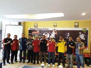 Djarum Sirnas Li-Ning Riau Open 2018 Diikuti 436 Peserta