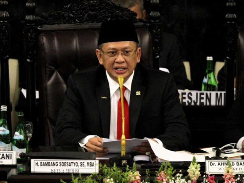 Ketua MPR: TNI dan Seluruh Rakyat Indonesia Harus Jadi Benteng Kedaulatan Bangsa