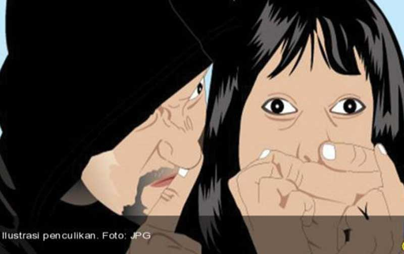 Bocah SD Nyaris Jadi Korban Penculikan di Dalam Kelas