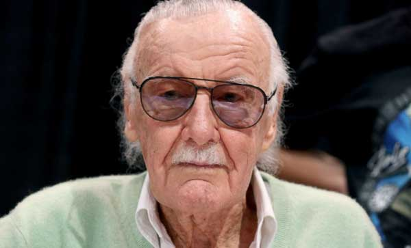 Stan Lee, Pencipta Tokoh Superhero Marvel Tutup Usia