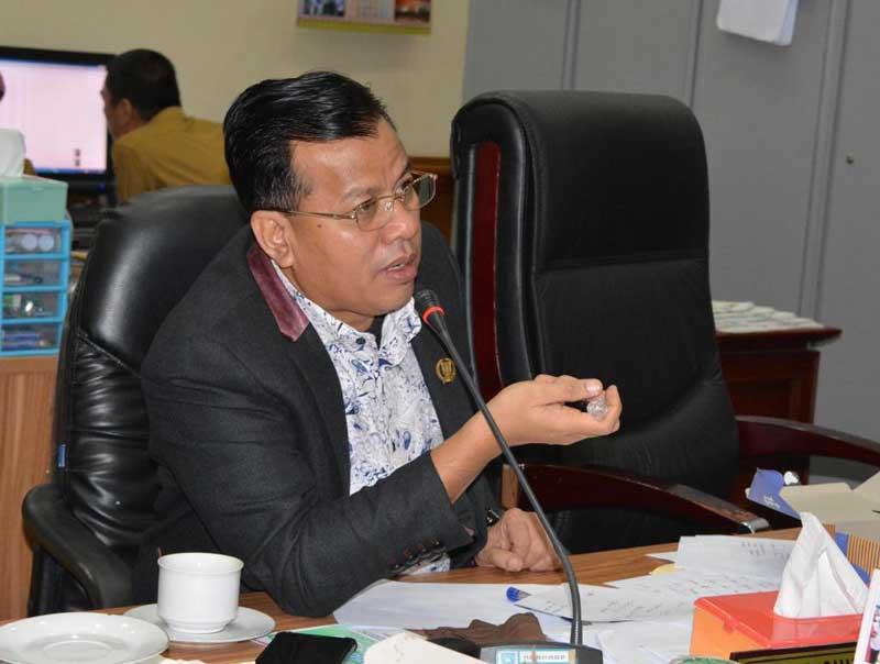 Suhardiman Ikut Penjaringan Balon Bupati Kuansing di PDIP
