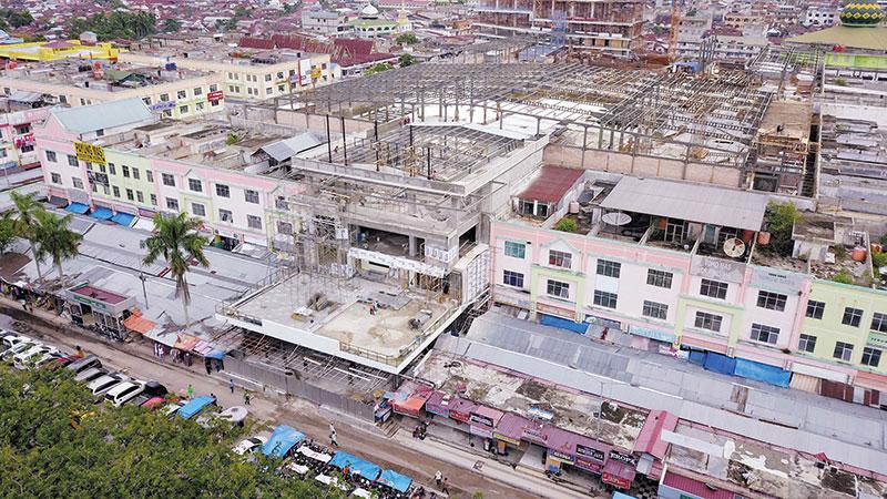 Januari, 950 TPS di STC Dibongkar