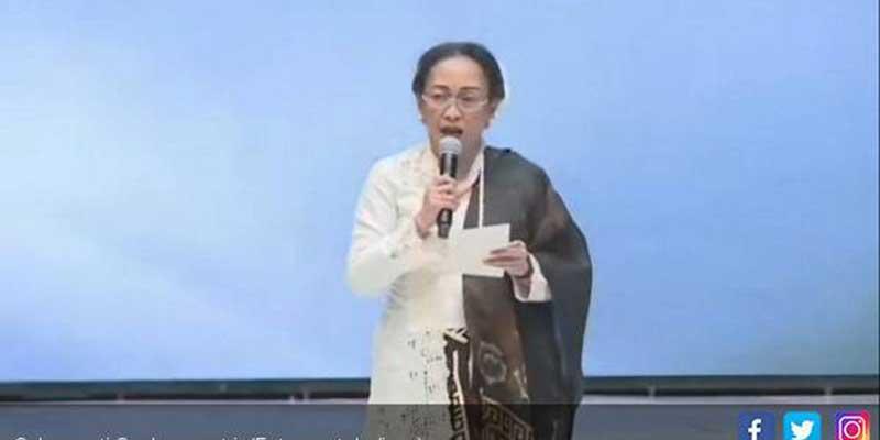 PA 212 Nilai Sukmawati Soekarnoputri Mempermalukan Bung Karno