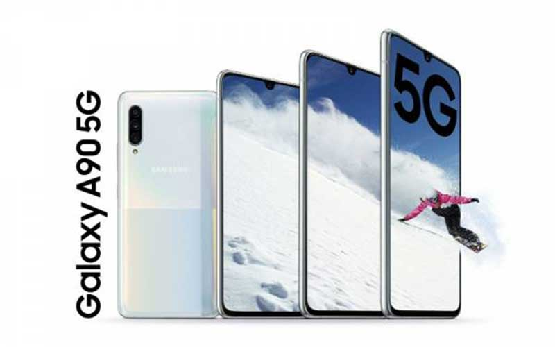 Samsung Segera Merilis Varian Baru Galaxy A90