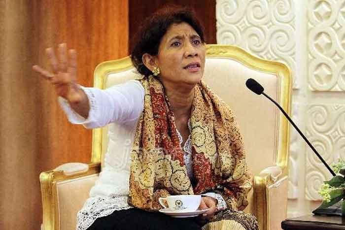 Kementerian KKP Tak Dapat Opini WTP, Susi Ditegur Luhut