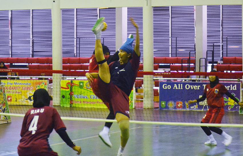 Riau dan DKI Berbagi Rata di Semifinal