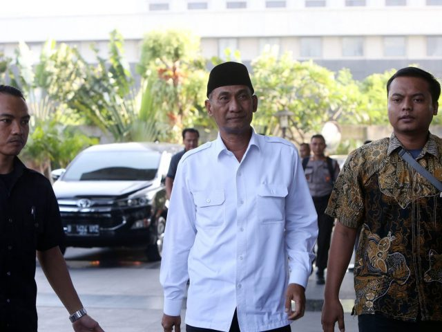 KPU Kumpulkan Kasus Eks Koruptor dalam Pilkada