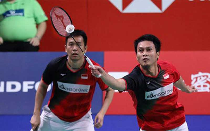 Daddies Tembus 16 Besar Fuzhou China Open 2019