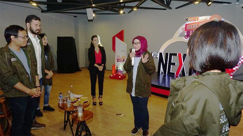 Telkomsel Gelar The NextDev Talent Scouting 2019 di Medan