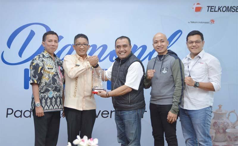 Apresiasi Pelanggan, Telkomsel Adakan Diamond High Tea 2019