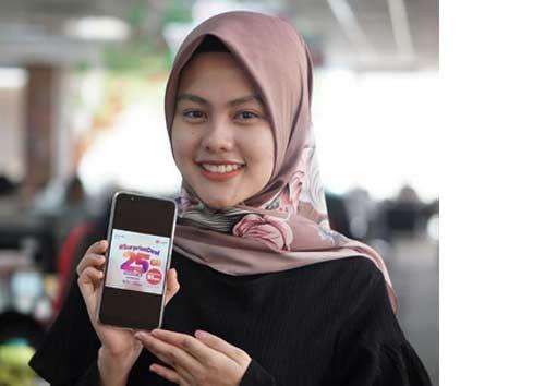 Surprise Deal Telkomsel, Khusus Hari Ini Promo Paket Data 25 GB Seharga Rp 110.000