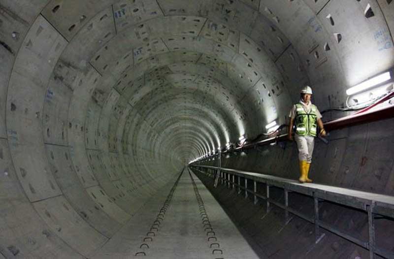 Kementerian PUPR Dorong Pembangunan Terowongan Jalan di Indonesia