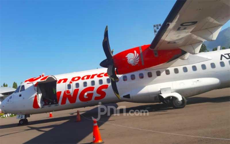 Merokok dalam Pesawat, Penumpang Wings AirDiamankan Petugas