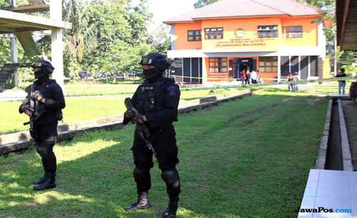 Aliran Dana Terduga Teroris di Unri Mulai Ditelusuri Kepolisian