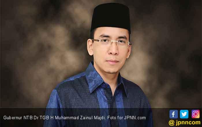 Nama TGB Langsung Dicoret dari Daftar Capres 212 karena Dukung Jokowi