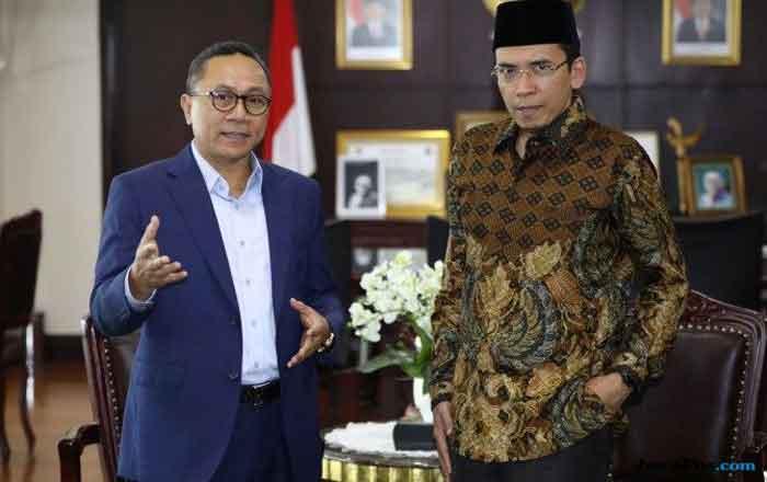 Ketika TGB Siap Mundur dari Demokrat demi Dukung Jokowi