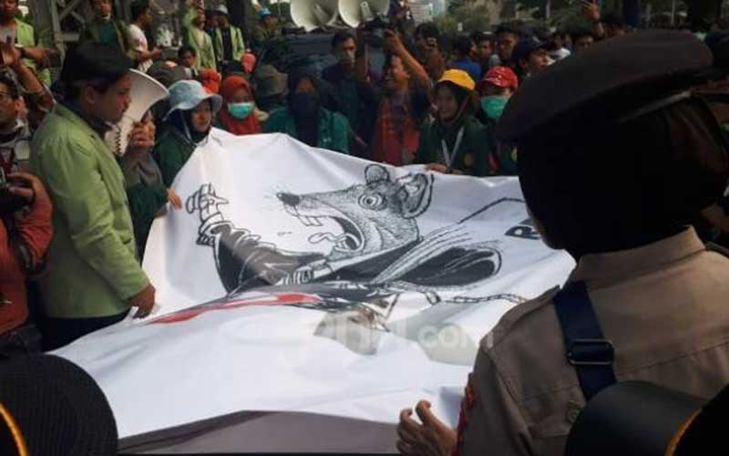 Ternyata Ini Alasan BEM SI Tidak Puas dengan Jokowi