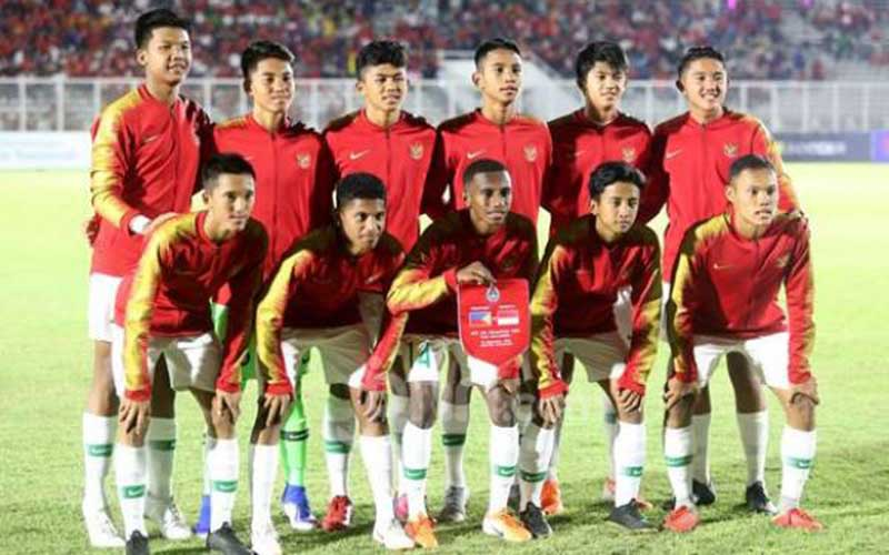 Timnas U-16 Indonesia vs Tiongkok: Berebut Tiket Putaran Final