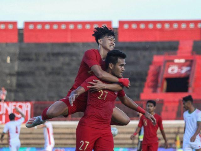 Indra Sjafri Kecewa Timnas U-23 Masih Lemah