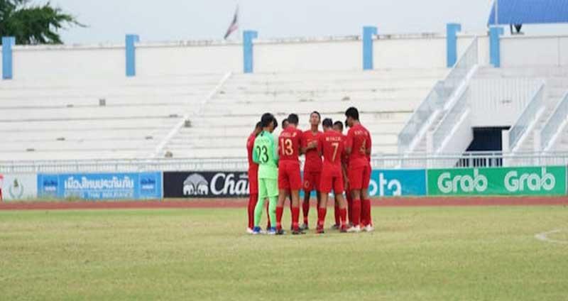 Thailand Gagalkan Indonesia Pertahankan Gelar Juara