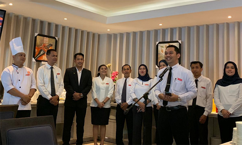 Tjokro Hotel Promosikan Menu Buka Puasa