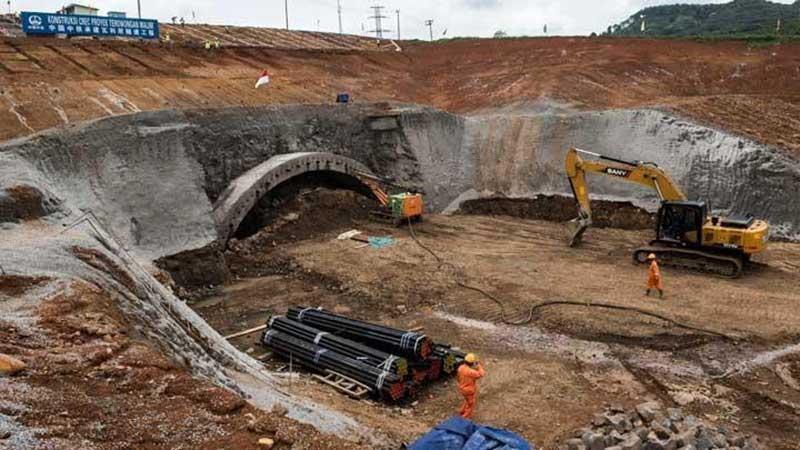 Puluhan TKA di Proyek Kereta Cepat Jakarta-Bandung
