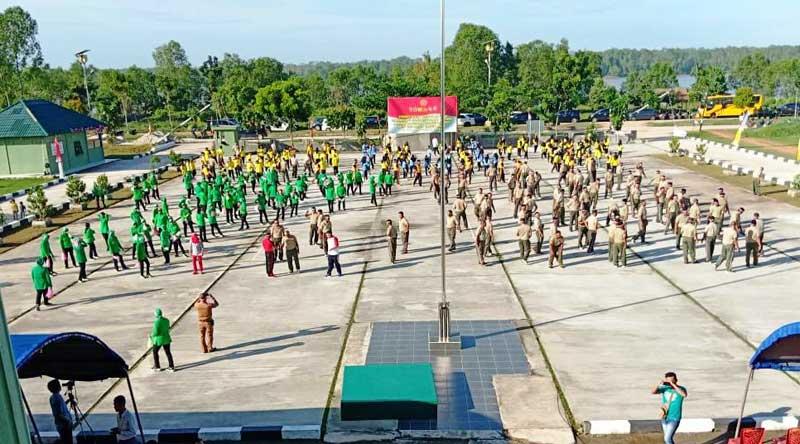 Dari Gemu Fa Mi Re, TNI Semakin Dekat dengan Masyarakat