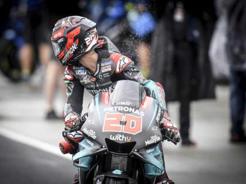 Bukan Tak Mungkin Fabio Quartararo Juara di GP Malaysia