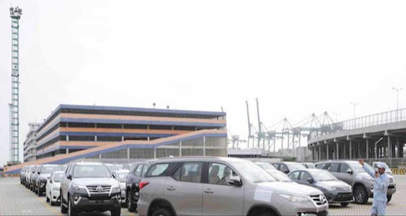 Ekspor Toyota Menguat Tipis