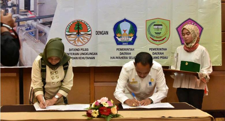 KLHK Tingkatkan Pengolahan Fasilitas Emas Non Merkuri di Tiga Provinsi