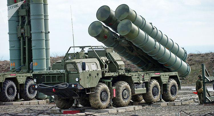 Senat AS: Beli Rudal S-400 Rusia dari Turki untuk Kurangi Ketegangan