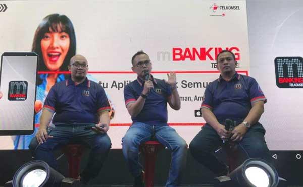 Telkomsel Luncurkan Aplikasi Mobile Banking