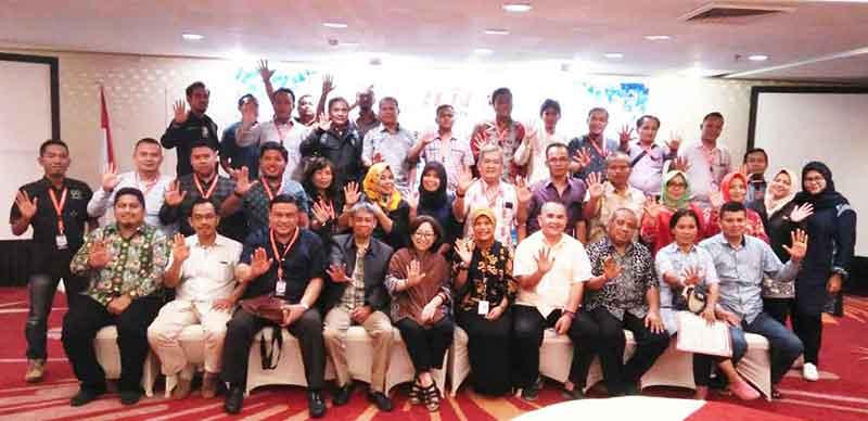 UKW 2019 Berjalan Sukses, Sejarah bagi PWI Riau