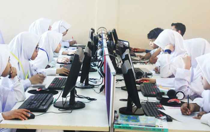 Turun Hampir 30 Poin, UN SMP 2018 Diklaim Kian Murni