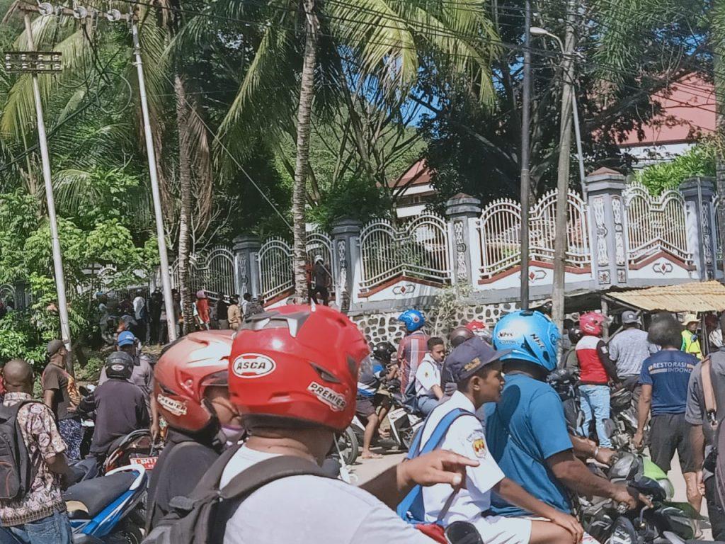 Papua Kembali Bergolak