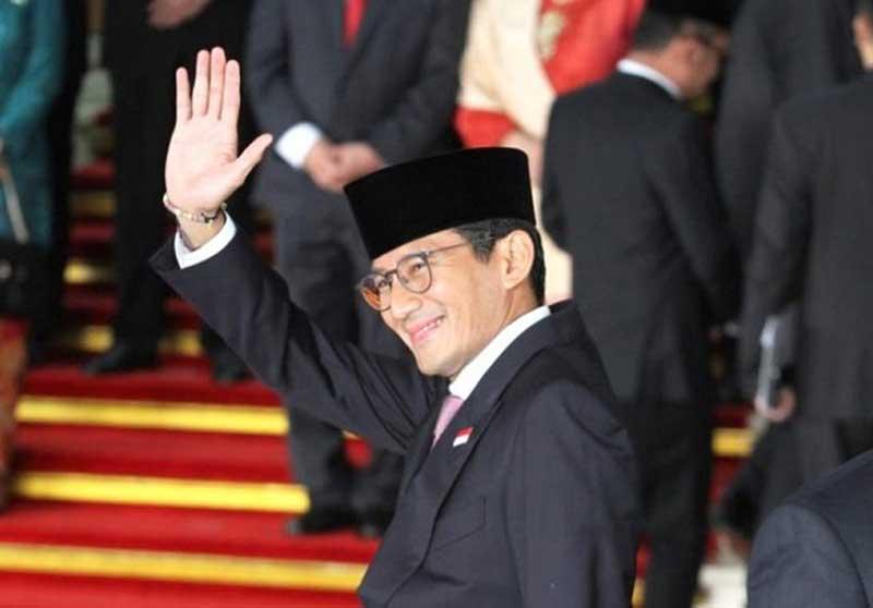 Sandi Uno: Jokowi Perlu Jelaskan Arah Pemberantasan Korupsi