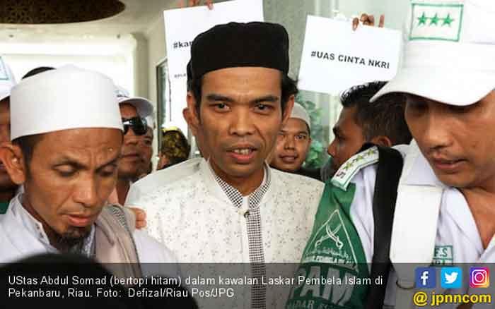 Simak! Pernyataan Ustaz Somad soal Dukungan TGB kepada Jokowi